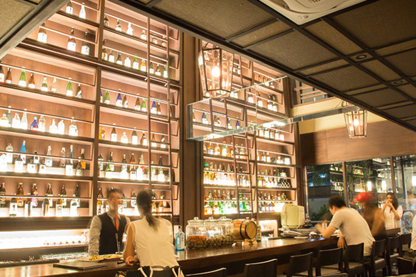Hanakaruta Sathorn SAKE Bar & Japanese Food